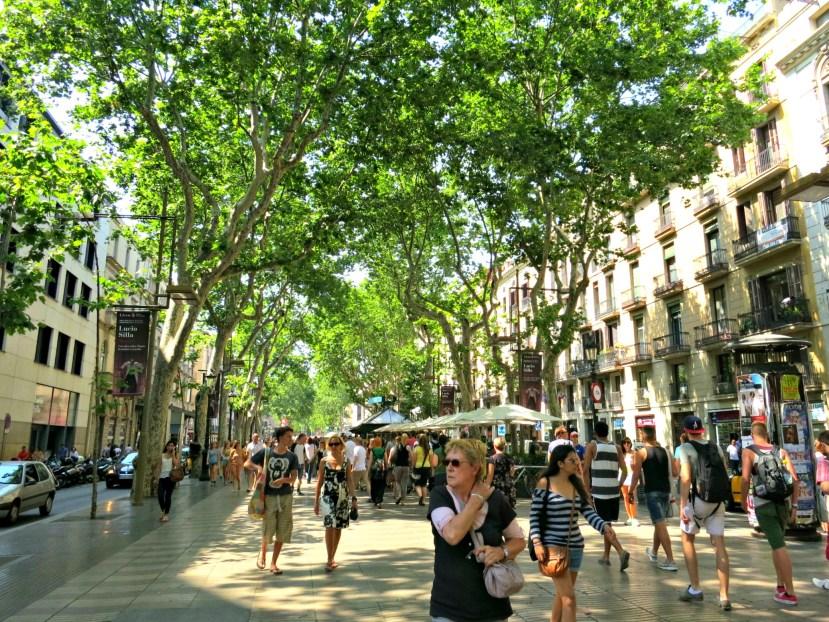 0070 260613 La Rambla Barcelona