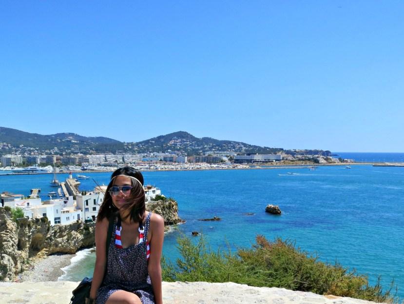 2530 010713 Ibiza's Old Walls