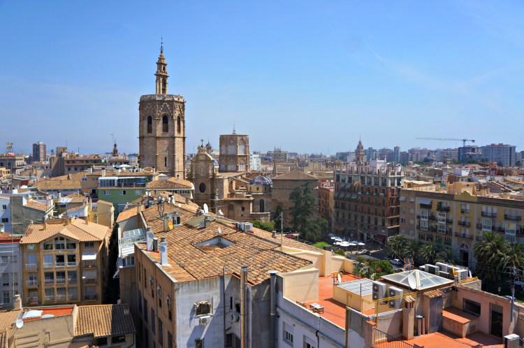 Iglesia de Santa Catalina - Two Days in Valencia - www.shewalkstheworld.com