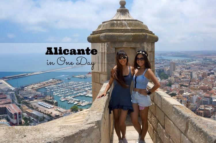 Alicante in One Day - www.shewalkstheworld.com