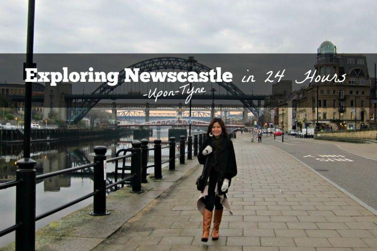 Exploring Newcastle in 24 Hours - www.shewalkstheworld.com