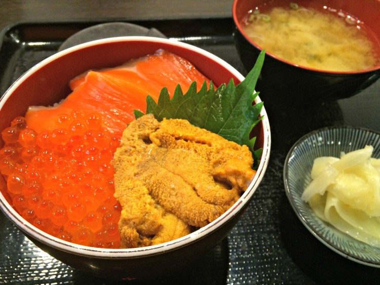 Donburi - Mynn's Top 10 Food to Eat in Hokkaido - www.shewalkstheworld.com