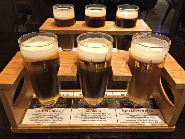Sapporo Beer - Mynn's Top 10 Food to Eat in Hokkaido - www.shewalkstheworld.com