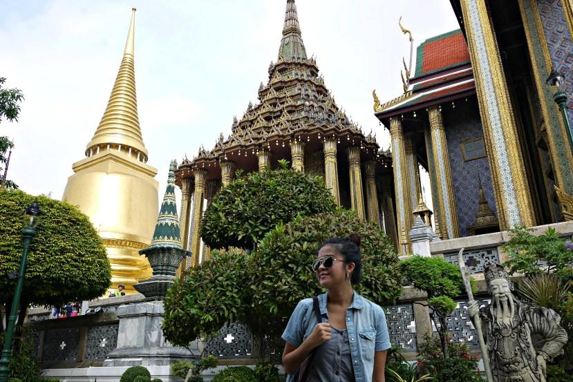 Grand Palace + Emerald Buddha 2