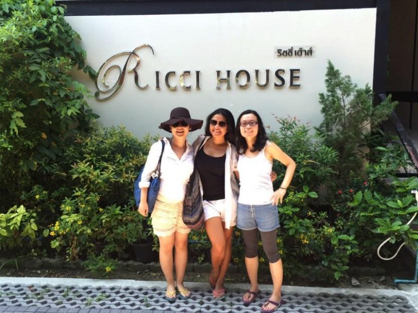 Ricci House