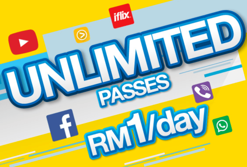 Daily Unlimited Passes