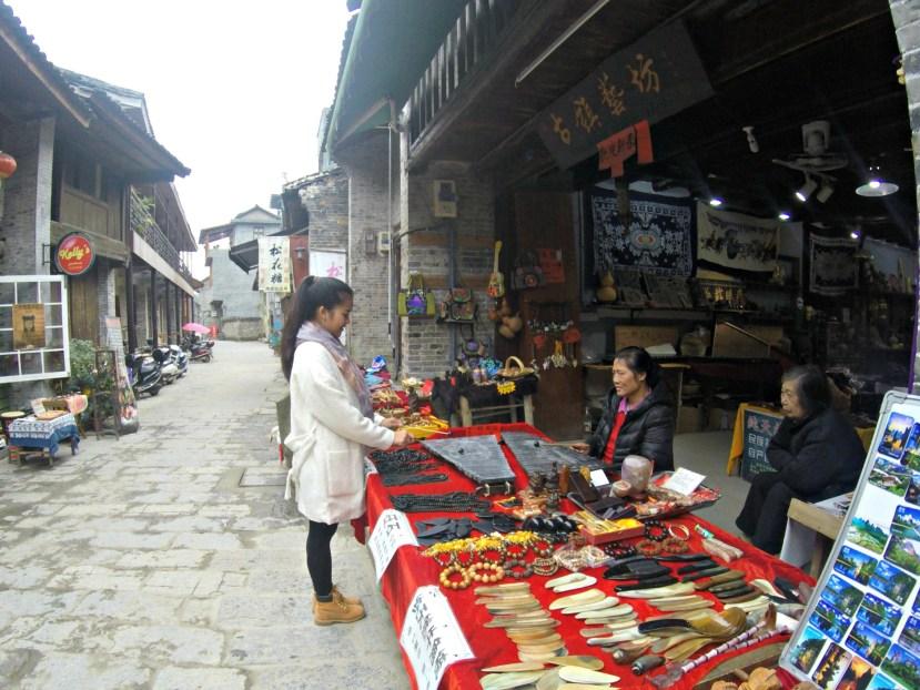 Xingping Fishing Village, Guangxi, China.