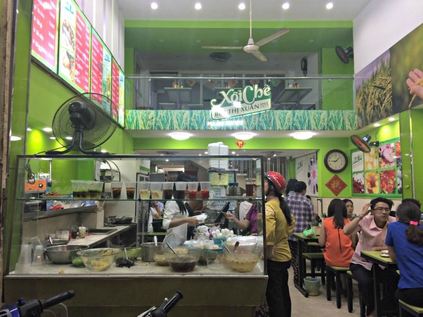 Food on Wheels, Saigon