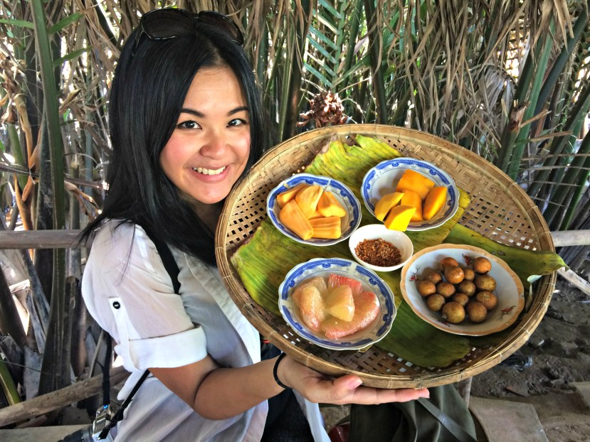 Mekong River - Local Fruits
