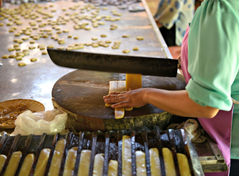 Mekong River - Coconut Candy