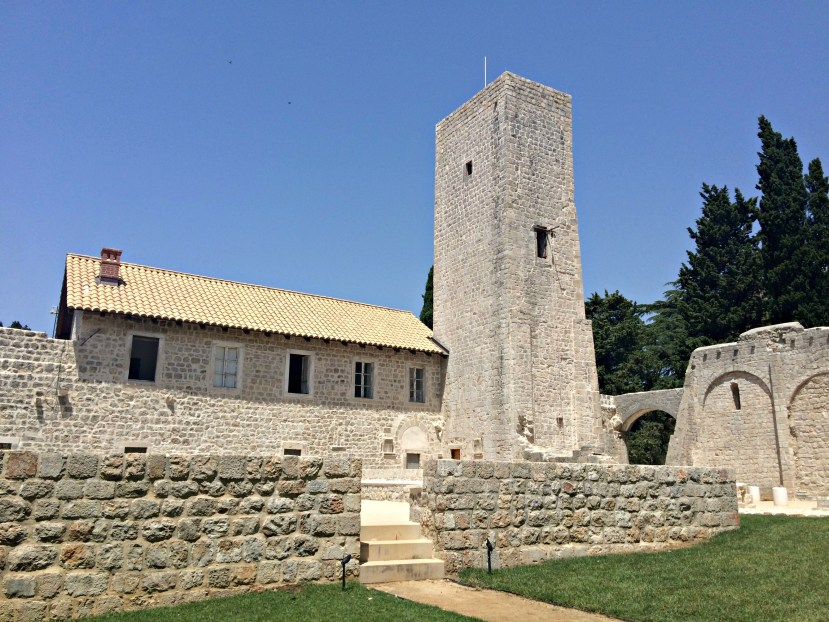Monastery Complex on Lokrum
