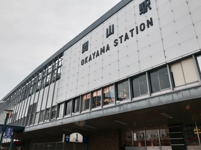 Okayama Station