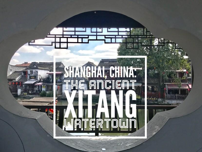 Xitang Watertown, Shanghai