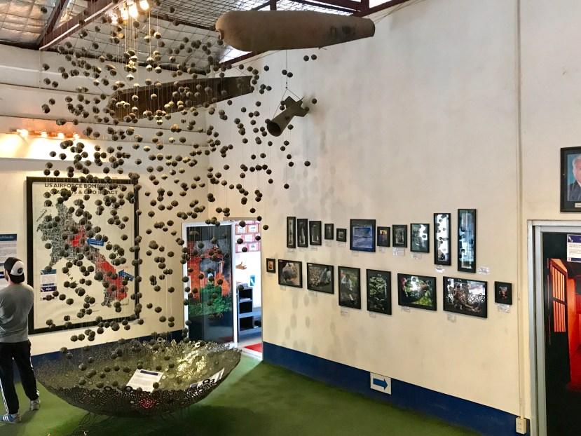 COPE Visitor Center Vientiane