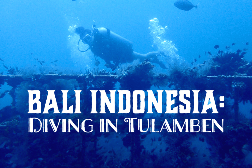 Tulamben Diving
