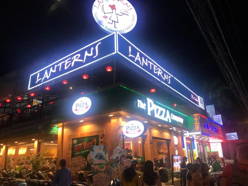 Lanterns Restaurant