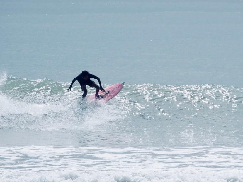 Surfing Cherating