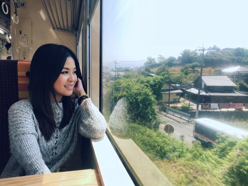Kumamon Train