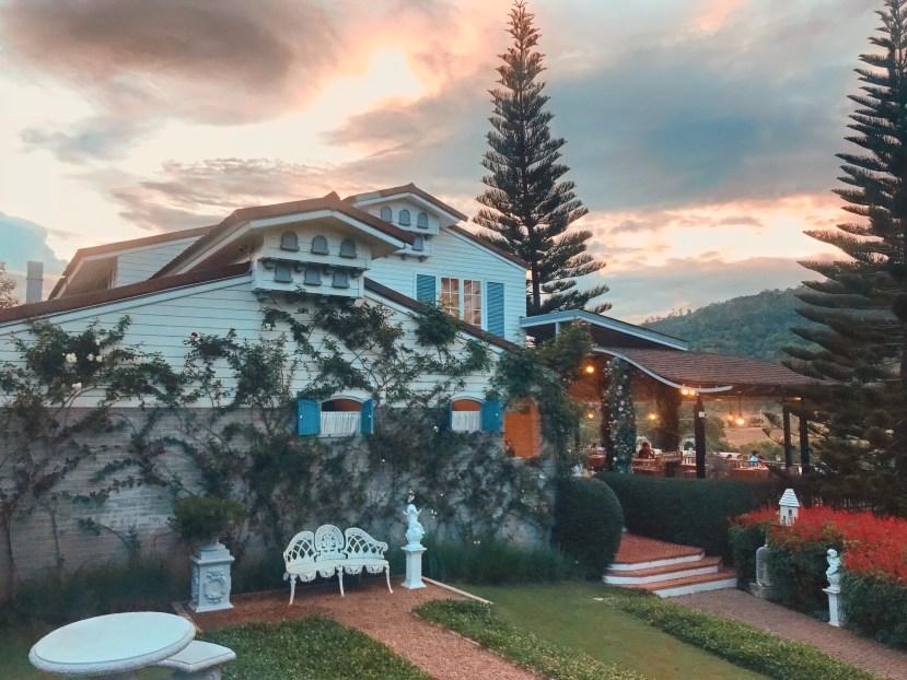 Bluesky Restaurant