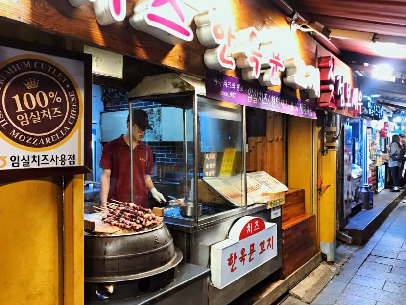 Jeonju Food Stall
