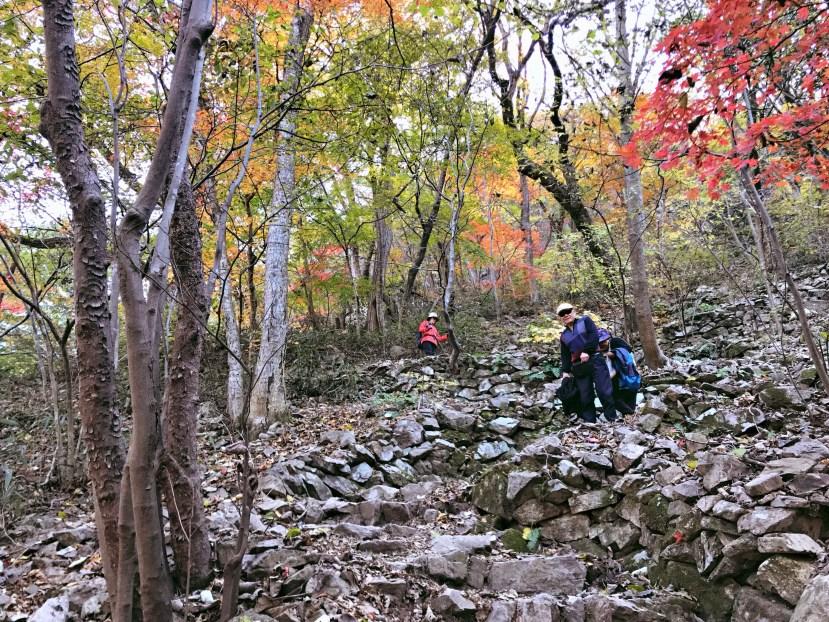 Hike Naejangsan