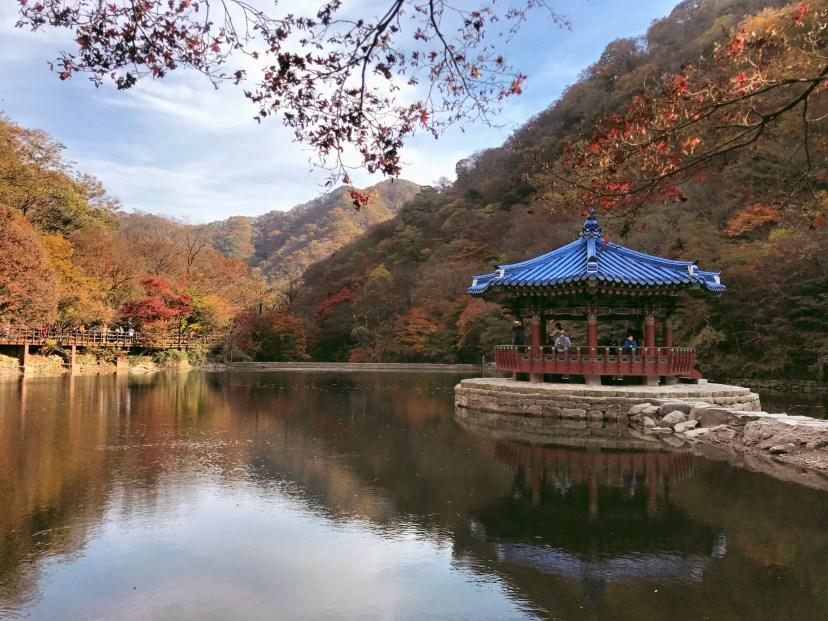 Uhwajeong Pavilion