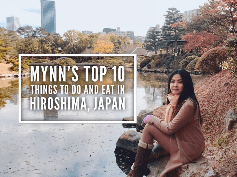 Top 10 Things to Do and Eat in Hiroshima