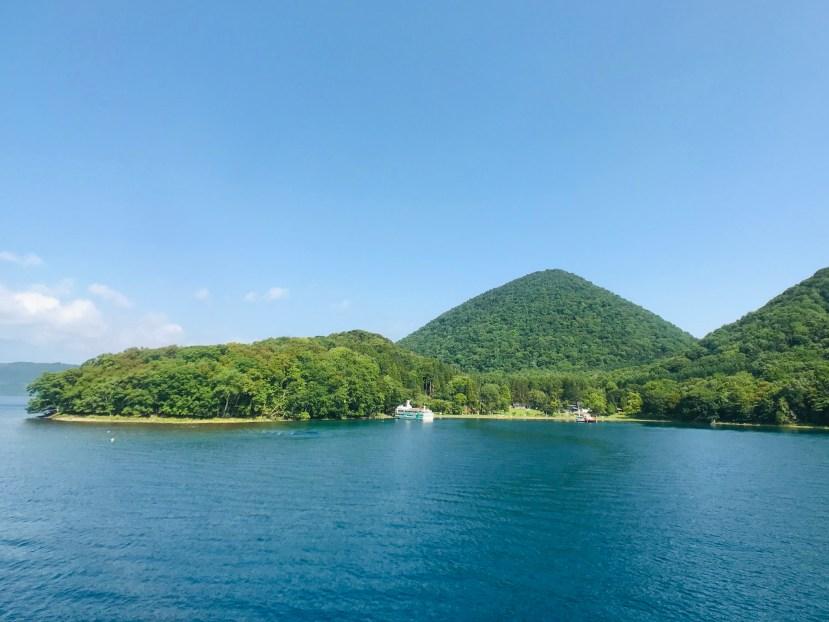 Lake Toya Cruise - Nakajima