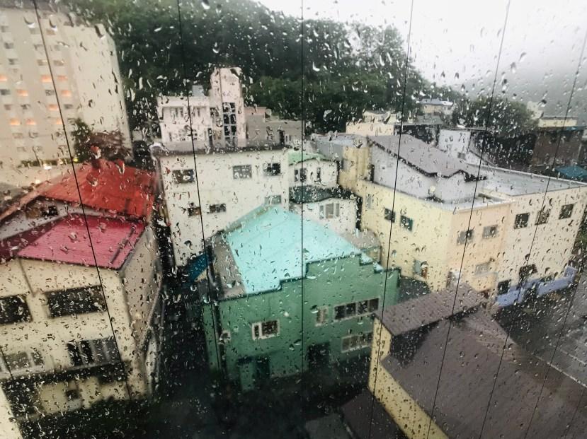Noboribetsu Rain