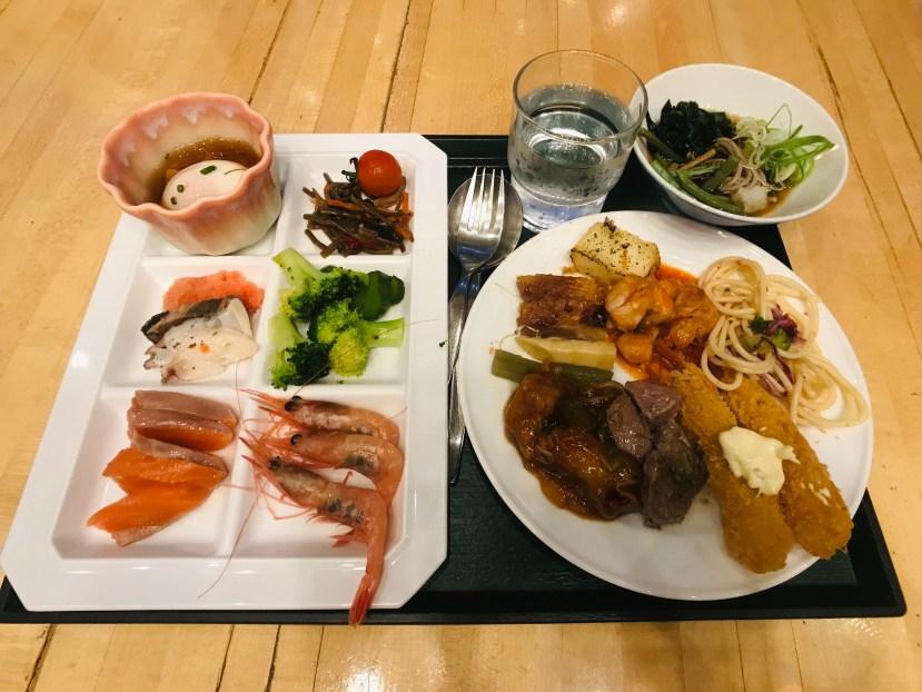 Dinner at Takimoto Inn