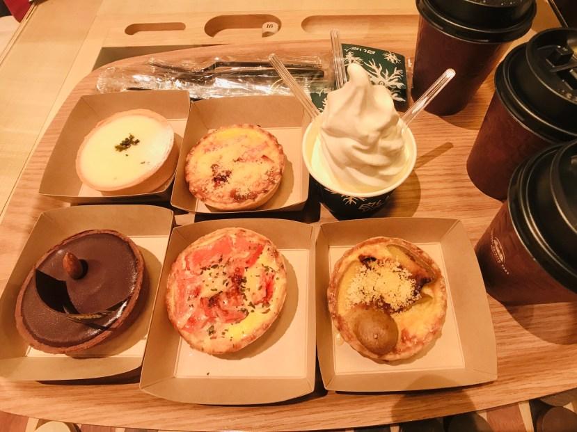 Butlers Wharf Cafe, Shiroi Koibito
