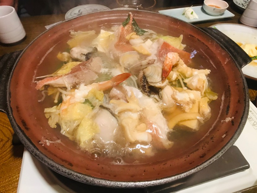 Kumagera Hot Pot