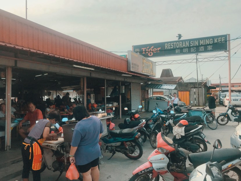 Sin Meng Kee Restaurant