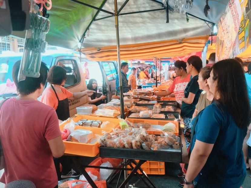Bentong Morning Market
