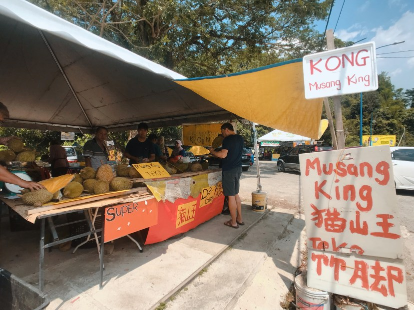 Bentong Durian