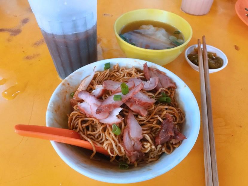 Hooi Ji Wantan Mee