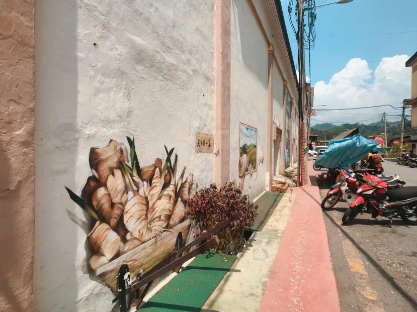 Bentong Murals