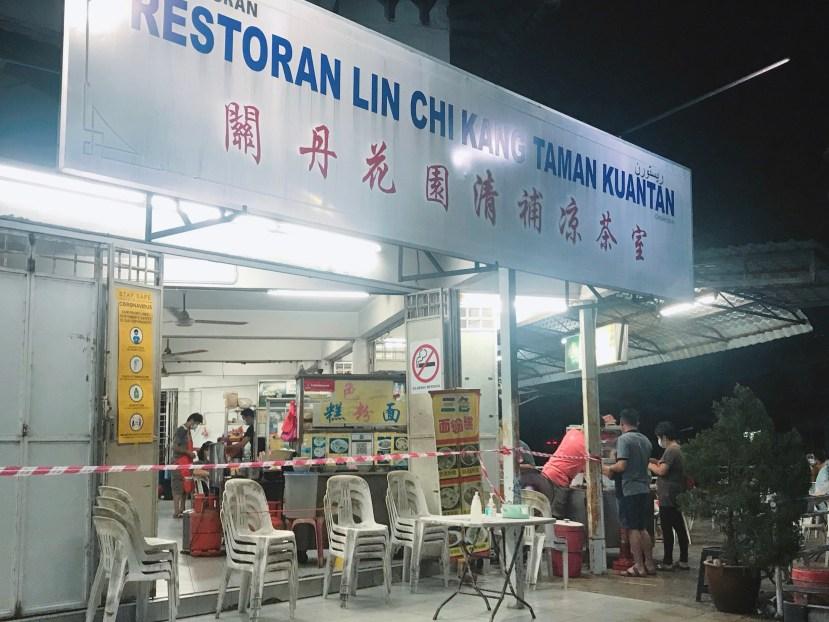 Lin Chi Kang Taman Kuantan