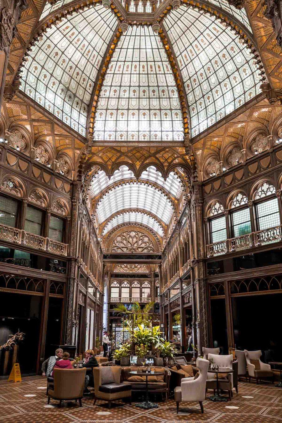 Paris Court in Budapest