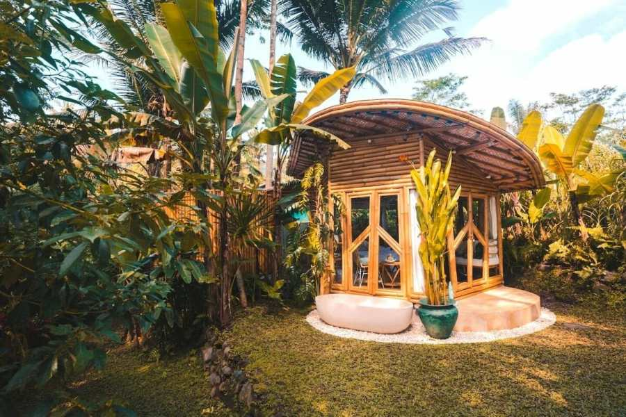 Hideout Lightroom Bamboo Home Bali