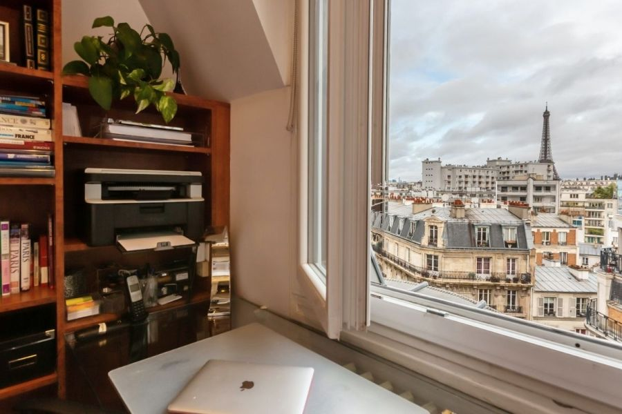 Lady Vista - Apartment with Eiffel Tower view
