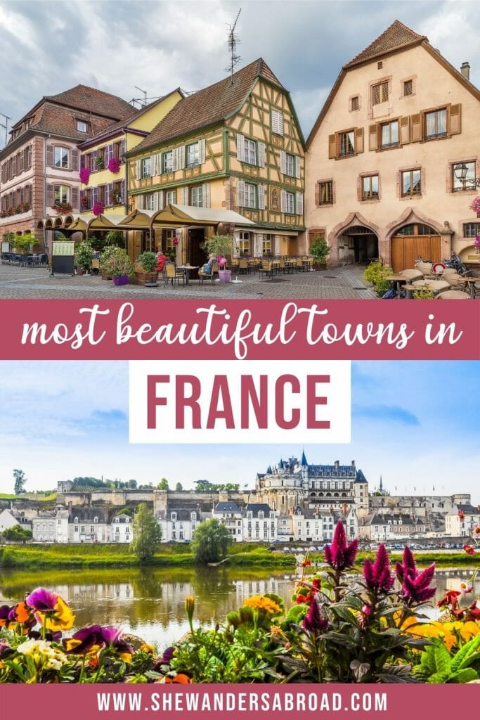 Magical Small Towns in France You Need to See to Believe