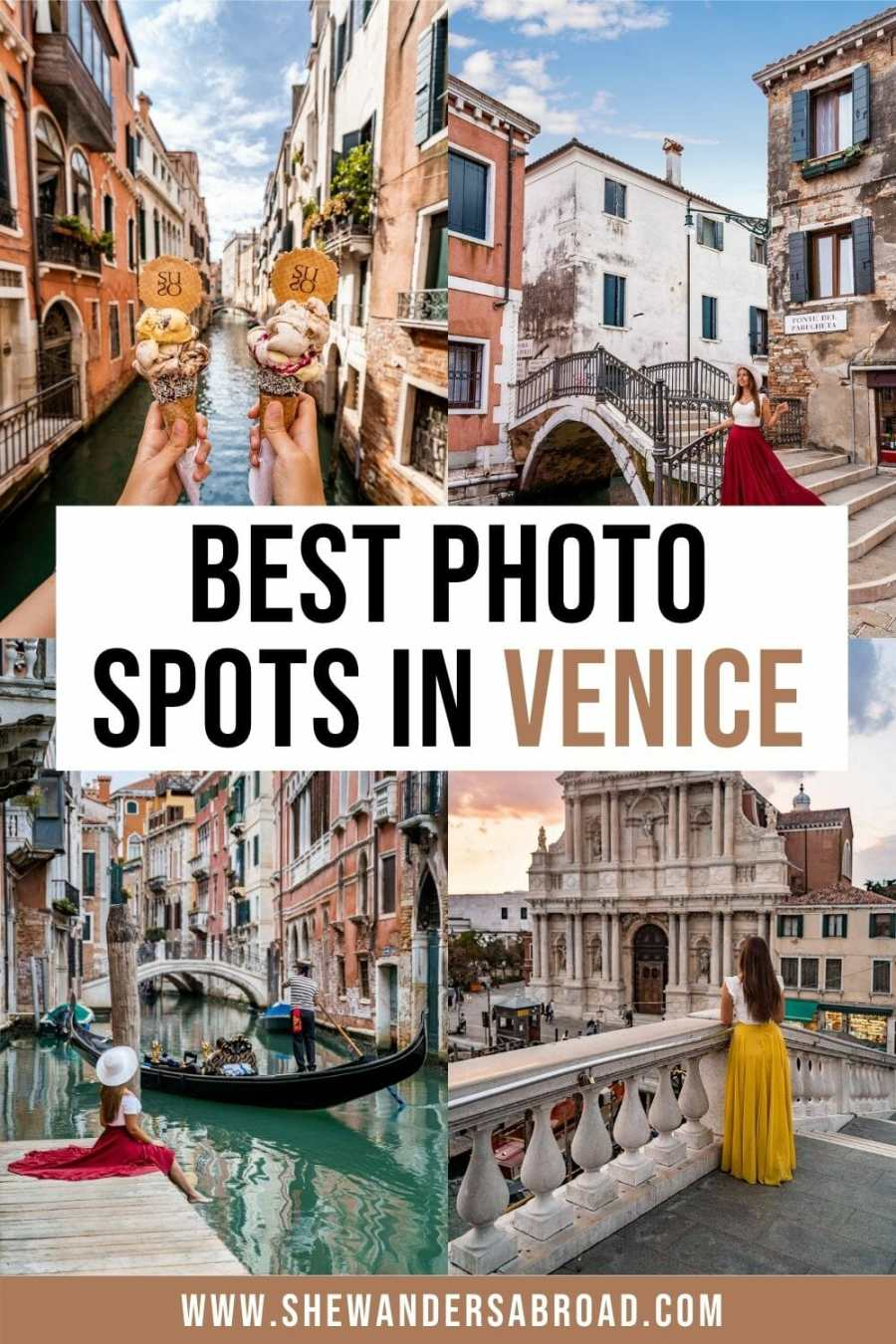 20 Incredible Venice Instagram Spots You Can't Miss