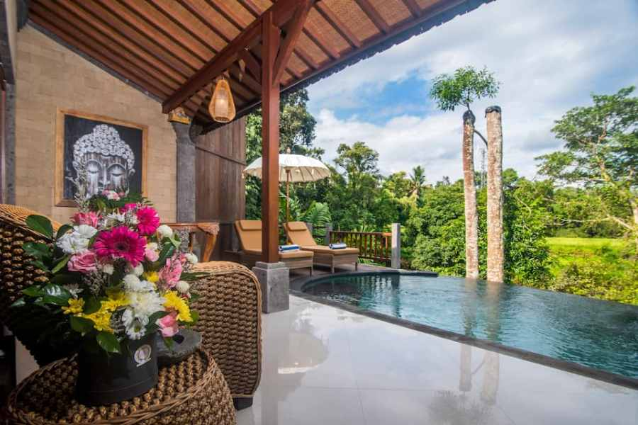 Beautiful Balinese Villa with Private Pool