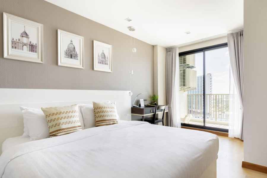 Elegant Executive Suite with Rooftop Pool in Chiang Mai