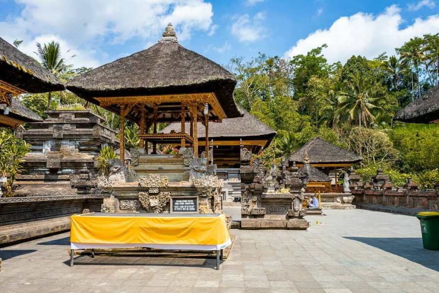Pura Tirta Empul Temple in Bali