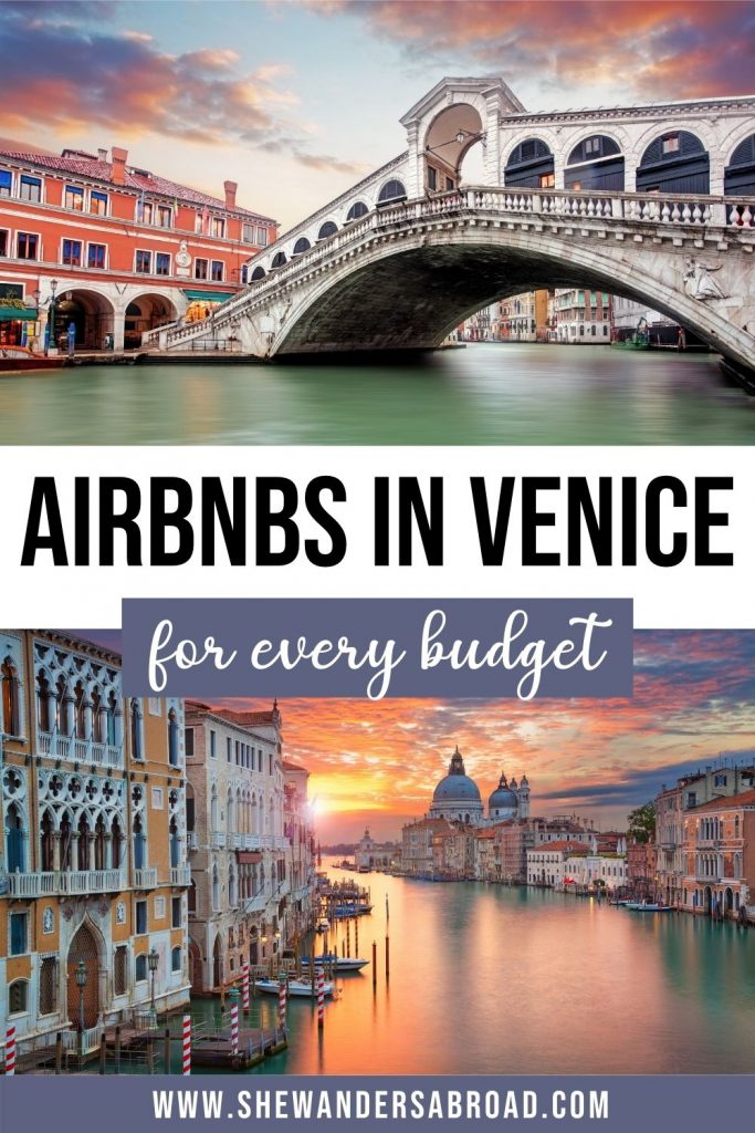 Best Airbnbs in Venice, Italy