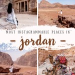 Most Instagrammable Places in Jordan