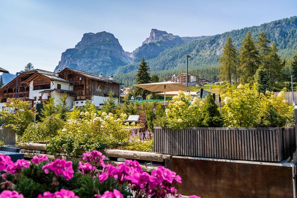 La Villa in Alta Badia, Dolomites