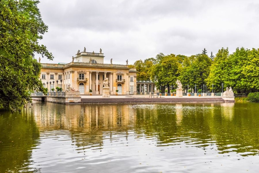 Lazienki Palace, Poland